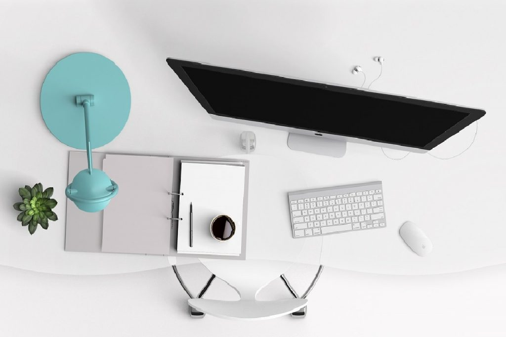 Lampka na biurko do pokoju