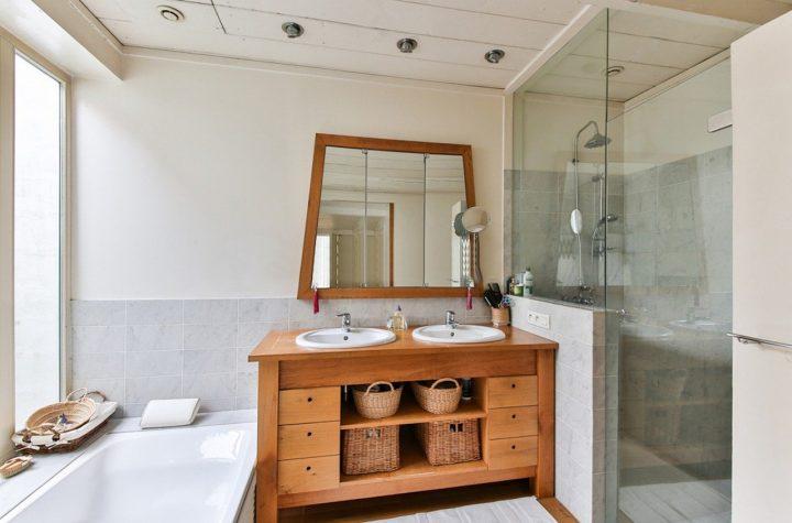 Nowoczesna łazienka – trendy wnętrzarskie 2020