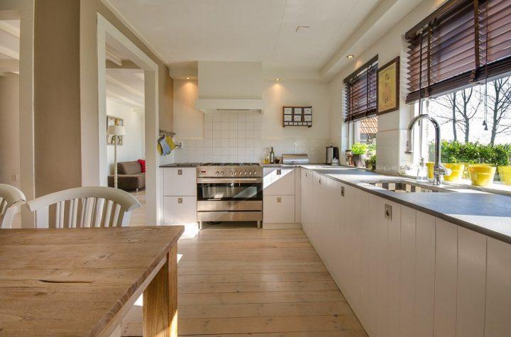 Panele w kuchni