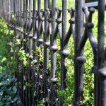 Ogrodzenie ogrodu