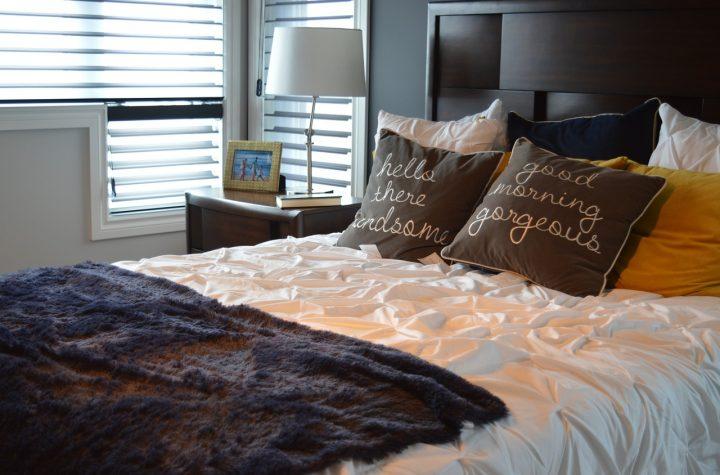 nowoczesn a sypialnia